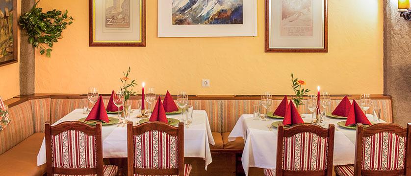 Landhotel St. Georg, Zell am See, Austria - dining room.jpg